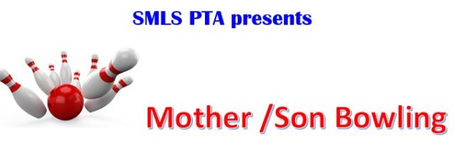 Mother and Son Bowling presented by St. Mary of the Lakes PTA