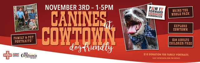 Canines at Cowtown
