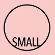 Small.  Artist talks, exhibition and social image