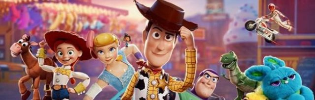 Toy Story 4 at Leopardstown Racecourse