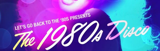 The 80's Disco at SWG3