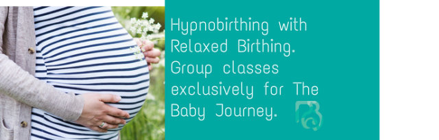 Hypnobirthing with Relaxed Birthing for The Baby Journey - June