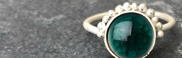 Make a Ring: Jewellery Making Drop In