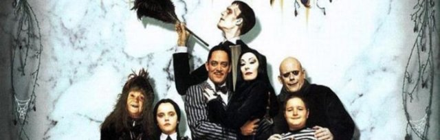 Addams Family Drive in Cinema at Trinity park