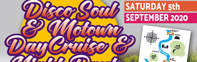 Disco Soul & Motown Day Cruise & Night Party