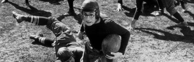 The FRESHMAN starring Harold Lloyd