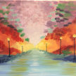 Paint & sip! Riverwater at 3pm $29 image