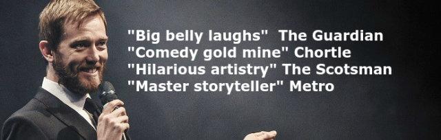 4 Heatons Comedy Evening (BF)