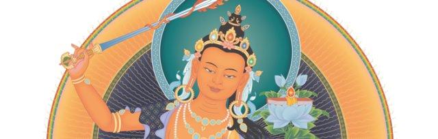 Blessing Empowerment of Manjushri - ONLINE via LIVE-STREAM