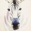 Paint & sip!Zebra at 3pm $29 image