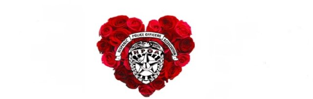 Hispanic Police Officers Association, 40th Anniversary, Valentines Day Gala