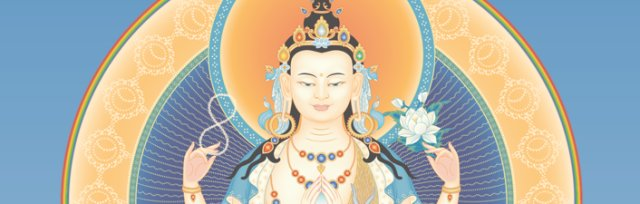 Creating a world of Peace - Avalokiteshvara Empowerment
