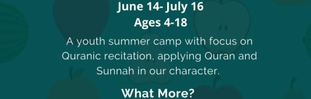 NAMCC Summer Camp 2021