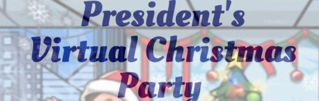 President's Virtual Christmas Party