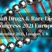 15th Orphan Drugs & Rare Diseases Global Congress 2021 Europe - London, UK image