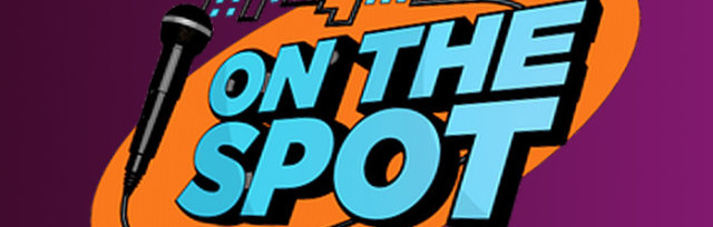 11.16.19 9:30PM On The Spot Comedy Show
