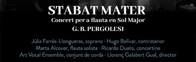 STABAT MATER, G. B. Pergolesi