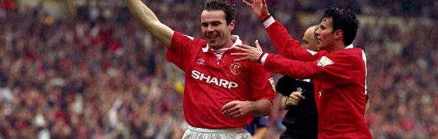 Liverpool(A) match screening with Brian McClair + Cardiff(A) screening