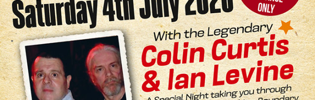 Mecca Memories Special with Colin Curtis & Ian Levine