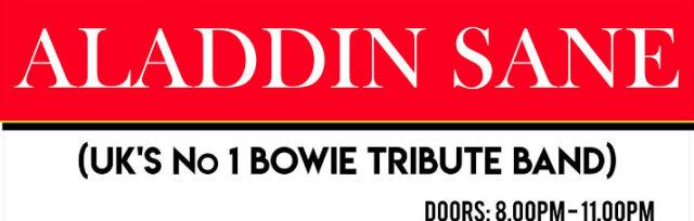 Aladdin Sane (David Bowie Tribute Band)
