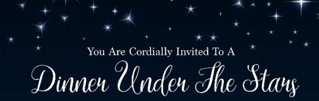 Dinner Under the Stars Benefiting Maryam Parman Foundation for Injured Children