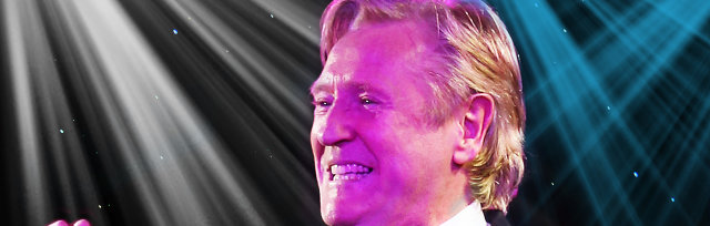 JOE LONGTHORNE WITH HIS BAND 50TH ANNIVERSARY CONCERT BENIDORM SPAIN