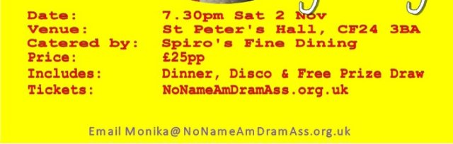 Only Fools & Hearses Murder Mystery Dinner Disco