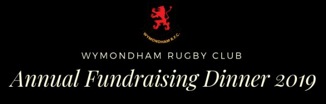 Annual Fundraising Dinner £75/tkt 7pm Thursday, 9 May
