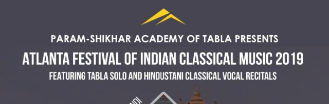 Atlanta Festival of Indian Classical Music 2019