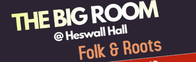 The Big Room - Folk and Roots