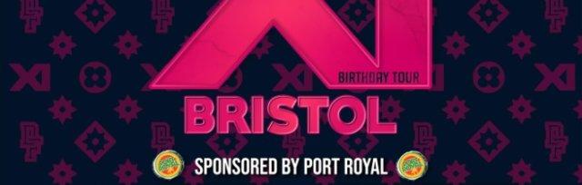 11th Birthday Tour | Bristol