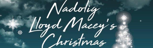Nadolig Lloyd Macey's Christmas
