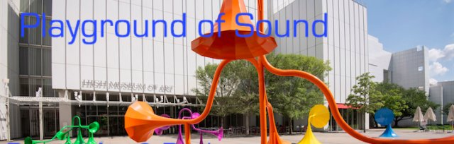 Playground Of Sound - May Bank Holiday Weekender
