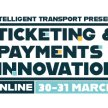 Ticketing & Payments by Intelligent Transport Online 30-31 March (ROW) image