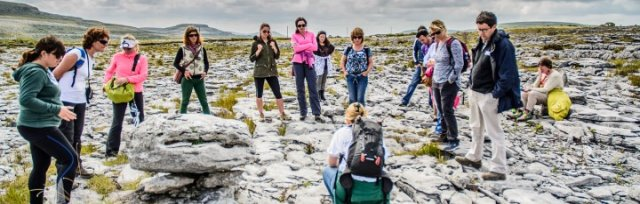 Place-based Learning Introduction Weekend in Burren 2019