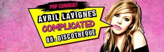Avril Lavigne's Complicated 00s Disco