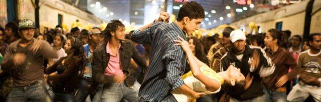 Bank Holiday Open Air Cinema: Slumdog Millionaire