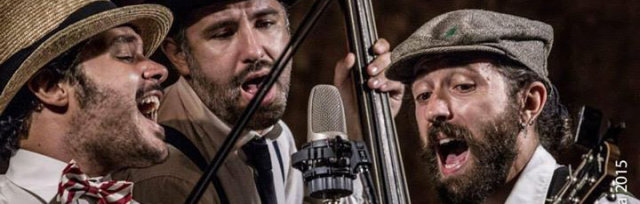 SWING COMMANDERS with FRATELLI MARELLI