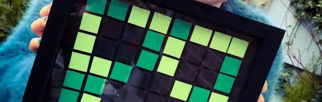 Mine-Craft Madness! - Create your own Creeper wall art & magnet OR concoct drinkable potions & 2 magnets!