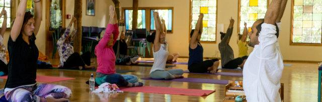 200 hour Yoga Teacher Training (2x9 Days Intensive July - Sep 2018)