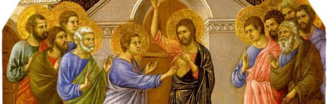 Sun 11 Apr 8:00am | 2nd Sunday of Easter