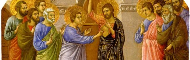 Sun 11 Apr 5:00pm | 2nd Sunday of Easter
