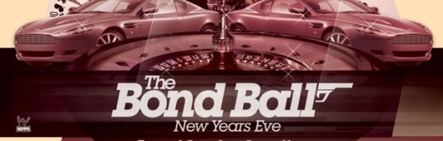 The Bond party 2019/20 The Secret Agents New Year's Eve party