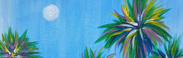 """Let's Paint """"Road Trip!"""" - Online"""
