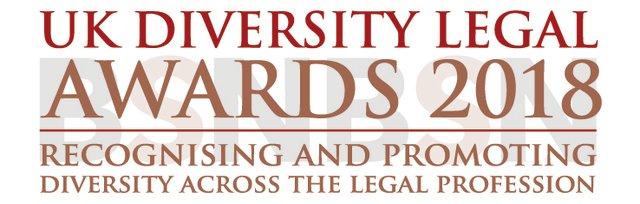 UK Diversity Legal Awards 2018