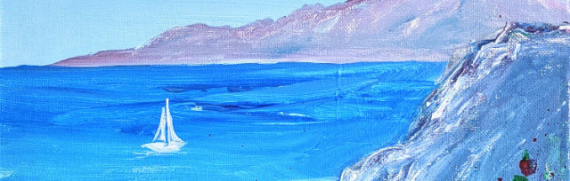 """Let's Paint """"Côte d'Azur"""" - Online"""