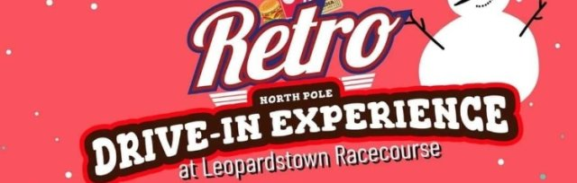 Retro's North Pole Santa Experience at Leopardstown Racecourse