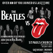 The Beatles Vs The Rolling Stones with the Lipinskis at St Paul's Church image