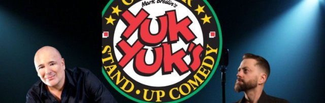 Yuk Yuks Stand Up Comedy on tour with Ian Black and Francois Weber January 22