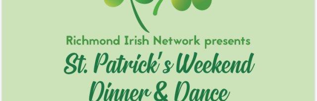Richmond Irish Network St Patrick's Dinner & Dance